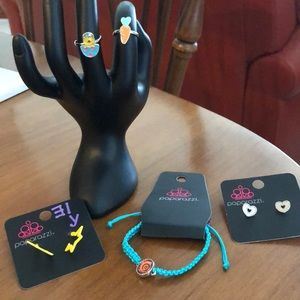 PAPARAZZI STARLET SHIMMER KIDS EASTER JEWELRY